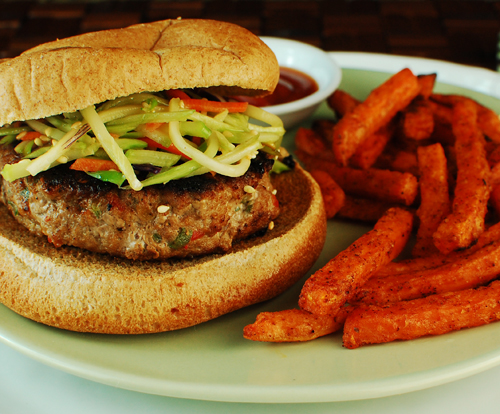 BeefFreeMeat Burger